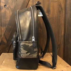 Coach Bags - NWT Authentic Coach Vandal Gummy Camo Backpack